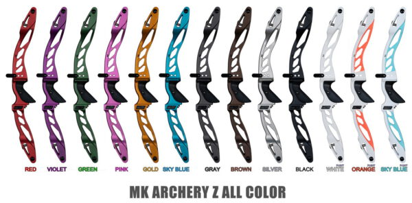 MK-Z Riser Colors