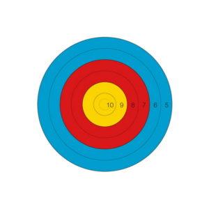 Target 50m 80cm