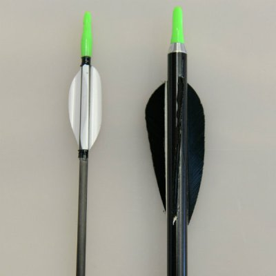 Indoor VS Outdoor Arrows