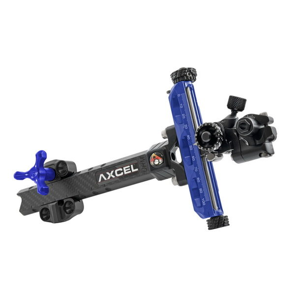 Axcel Achieve XP Carbon Bar Sight Blue