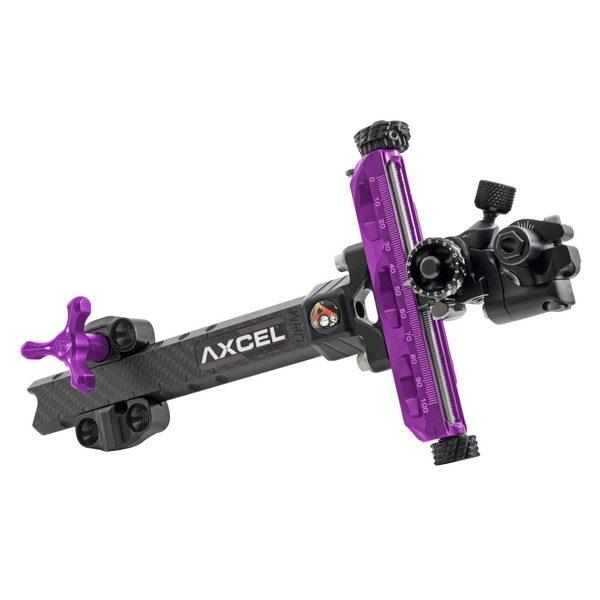 Axcel Achieve XP Carbon Bar Sight Purple