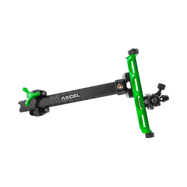 Axcel Achieve XP Recurve Sight - Green