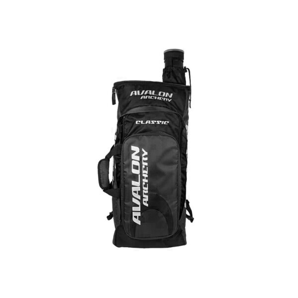 Avalon Classic Backpack - Black Shadow