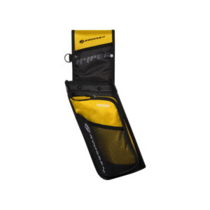 Krossen Hyper Back Quiver - Yellow