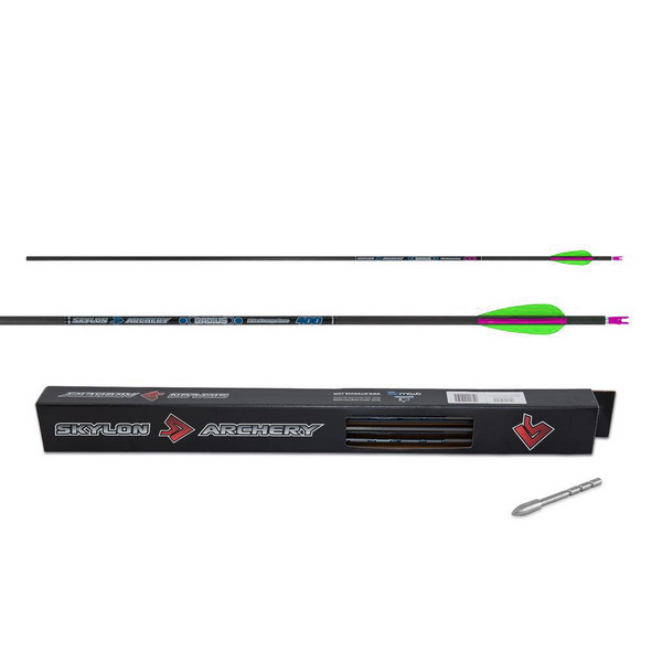 Skylon Radius Fletched Arrow